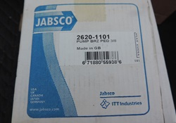 Jabsco Self Prime Pump